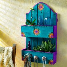 Add bohemian style to your home decor when you make this Craft It Boho Sh ..