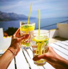Hostel, Alcoholic Drinks, Beautiful Places, Glass, Food, Drinkware, Corning Glass, Essen, Liquor Drinks