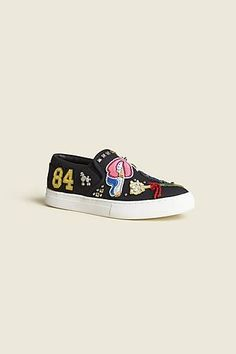Classic slip on sneakers get a patchwork printed makeover. Shop the Marc Jacobs Mercer Slip On Sneaker Marc Jacobs Shoes, Slip On, Street Style, Luxury, Sneakers, Accessories, Outfits, Fashion, Tennis