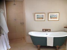 Shabby Chic Bathroom, Black Swan Oldstead, North Yorkshire