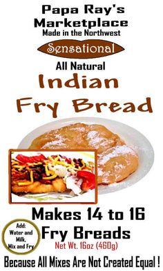 Papa Ray's Marketplace (Indian Fry Bread)