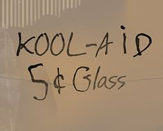 How great those summers were, wearing cut-offs and deck shoes while guzzling on an ice cold soda or glass of Kool-Aid. 5 Cents, Kool Aid, Lemonade, Childhood Memories, Thoughts, Retirement, Glass, Blog, Forget