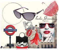 """""""London Calling! Do You Love Lulu Like We Do?"""" by drs-thomas-house-and-associates on Polyvore"""