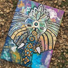 12x16 canvas, handmade with love and good vibes Freeee shipping!!!