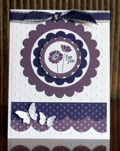 Stampin' Up! Card by Krystal De Leeuw at Krystal's Cards and More: 2011