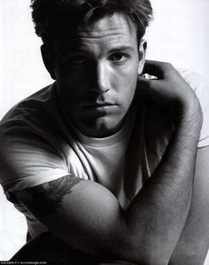 Ben Affleck Male poses (now if I could get senior guys who look like Ben Affleck, ha ha!)