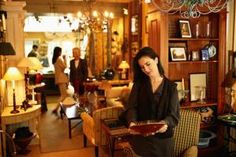 Shopping for Antiques in Washington DC, Maryland and Northern Virginia