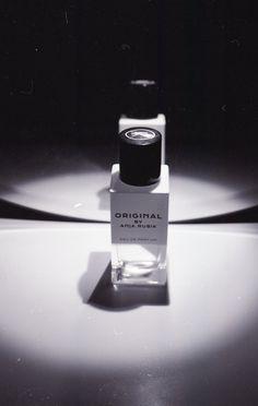 Glass photography~ #film #negs #b&w #perfume #bottle #light