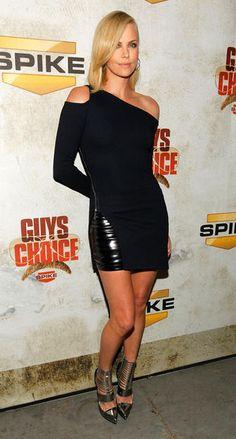 Charlize Theron ..