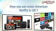 Netflix is great in the UK, but there's even more on offer in the US.Streaming films and TV shows, Netflix really is the default option for most of us. To activate your Netflix on your devices give us call on 1855-856-2653 or for more info visit at www.netflixcomactivate.com.