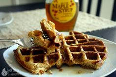 Paleo Belgian Waffle | Cook Like a Cavewoman! | Easy Paleo Recipes for Feel-Good Eating