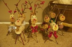 Cork Reindeer_GreenBean