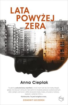Lata powyżej zera –  Anna Cieplak Colleen Hoover, Best Gifts, Anna, Books, Movie Posters, Movies, Tin Cans, Literatura, Livros