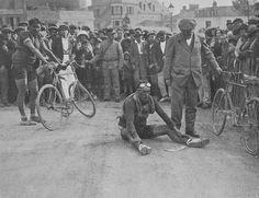 vintage tour de france bicycles