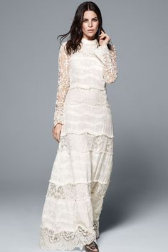H&M Conscious Collection Bridal Style Launches | British Vogue