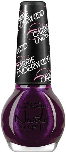 Fisher Queen | Nicole By OPI | ♥ #carrieunderwood