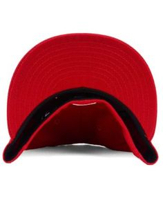 40c5235e0578e New Era El Paso Chihuahuas Ac 59FIFTY Fitted Cap - Red 6 7 8