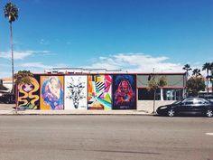 Travel: San Diego, California ~ North Park ~ Streets of SAN DIEGO