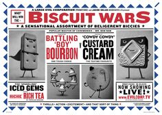 Bourbon Biscuits, Iced Gems, Tv Commercials, Promotion, Posters, Type, Check, Design, Tv Adverts