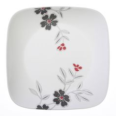 Corelle Country Rooster 16-piece Square dinnerware Set Service for 4 NEW | French Rooster Kitchen Theme | Pinterest | Dinnerware Squares and Kitchens  sc 1 st  Pinterest & Corelle Country Rooster 16-piece Square dinnerware Set Service for 4 ...