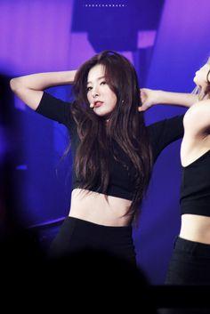 Red Velvet Seulgi Got Steamy In Little Black Shorts For Special Performance — Koreaboo