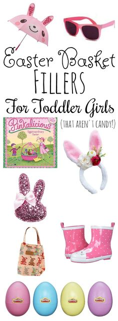 684295fa4e6 Looking for a few fun (non-candy) Easter basket fillers for your little
