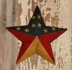 Americana Barn Star - Patriotic Home Decor-Americana Barn Star,Barn Stars,Patriotic Home Decor,Patriotic Barn Star,Flag Barn Star,Americana ...
