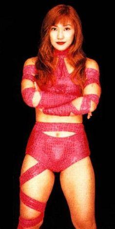 Japanese Womens Wrestling: Megumi Kudo - Japanese Women Wrestling
