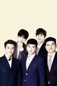 Super Junior. Bruuhh my man looks so handsome.