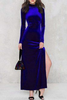 Zealot for Velvet Maxi Dress - I like this. Do you think I should buy it?