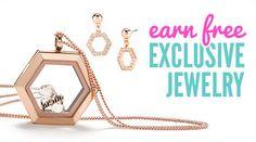 Origami Owl Custom Jewelry - Host a Jewelry Bar