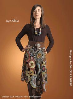 Crochet Skirt Inspiration!