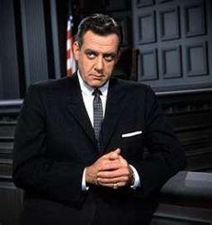 Perry Mason ~ Raymond Burr
