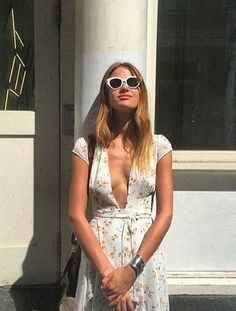 Click Image For All The Secrets To Attract Women! .Summer floral dress.