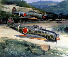 Nakajima Ki-44 Shoki. The Nakajima Ki-44 at one point equipped 12 sentais of the Japanese Army Air Force (the 9th, 22nd, 23rd, 29th, 47th, 59th, 64th, 70th, 85th, 87th, 104th and 246th Air Regiments (Sentai)) which saw action before their (partial) replacement with the far superior (except in maintenance and reliability) Ki-84 Hayates for the final battles of the war. The Manchukuo Air Force also received some examples of these aircraft during wartime.