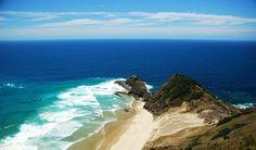 Cape Reinga, New Zealand.