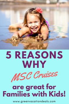 Why MSC cruises are best option for families with kids: children 11 & under #cruise for free, discounted rates for children ages 12-17 years old, freebies for babies like strollers & bouncing chairs, special clubs for #kids & #teens like teen dance parties with DJ, LEGO activities, XBox & Wii, late night free baby-sitting. #children #babies #familytravel #familyvacation #familyvacay #famlytrip #Caribbean #familycruise #LEGO #Xbox #wii #spa #travelwithkids #toddlers #mommylife #momofboys…