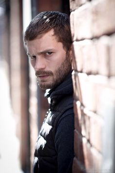 Jamie Dornan as Paul Spector on BBC's The Fall