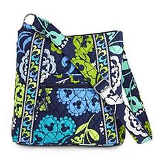Disney Where's Mickey? Hipster Bag by Vera Bradley | Disney StoreWhere's Mickey? Hipster Bag by Vera Bradley - Where's Mickey?, the smart and stylish new print from Vera Bradley, combines vivid shades of blue and green with our classic Mickey icon. This quilted-fabric crossbody bag has lots of pockets for all your essentials and an adjustable strap.