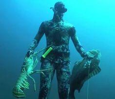 Spearfishing! Do we like or dislike? [video] http://www.midnightcowboys.tv/?p=2815