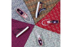 VANS x LIBERTY OF LONDON (HOLIDAY PACK)  Written by: Sneaker Freaker October 1, 2013