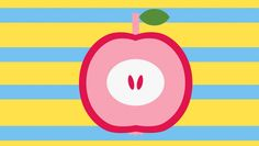 Thekla Luitz Illustration | An apple a day keeps the doctor away. Maybe.