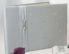 Platinum By Design Traditional Guest Book - Wedding Star Silver Wedding Colours, Wedding Favors Unlimited, Wedding Themes, Wedding Ideas, Wedding Stuff, Dream Wedding, Chic Wedding, Wedding Reception, Wedding Venues
