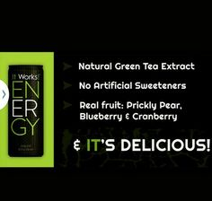 Need some energy? It's natural!