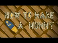 How to make a mummy As anyone who's seen a mummy knows, ancient Egyptian priests went to a lot of trouble to evade decomposition. But how successful were they? Len Bloch details the mummification process and examines its results thousands of years later. View full lesson: http://ed.ted.com/lessons/how-to-make-a-mummy-len-bloch Lesson by Len Bloch, animation by The Moving Company Animation Studio. By: TED-Ed.