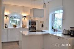 BEL ESPACE: Küche & Co oder ein Traum in weiß....