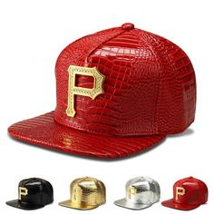 The new letter P baseball cap influx of people wild HIPHOP hip-hop along  the flat hat 61085747fbb
