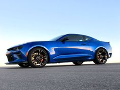 I'm in the base model, on a pencil-straight desert road, and I already love this car. Even with the V-6 engine you can get in an Impala, the 2017 Chevrolet Camaro 1LE has already wormed its way into my heart. The immediate steering response, the feel of the suede-covered steering wheel, and...