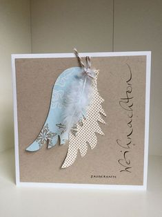Best Images Card dream - Christmas Thoughts hristmas is the most liked of holidays when everyone else receives something, therefore we have to Diy Christmas Cards, Christmas Angels, Xmas Cards, Diy Cards, Christmas Time, Christmas Crafts, Christmas Decorations, D N Angel, Christmas Thoughts
