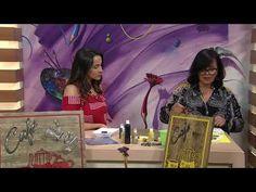Relógio Margarida e Kit para cozinha por Cleo Squarizi - 03/11/2017 - Mulher.com - P2/2 - YouTube